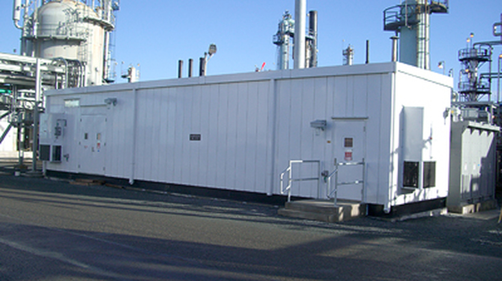 electrical houses e houses power houses prefabricated
